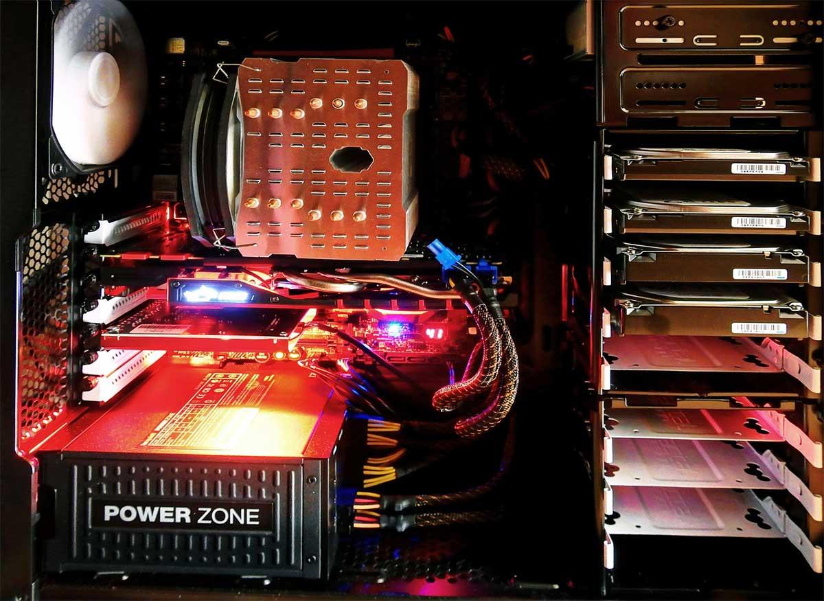 server computer personal computer pc assistenza elettro dpd